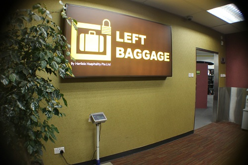 penitipan barang di airport